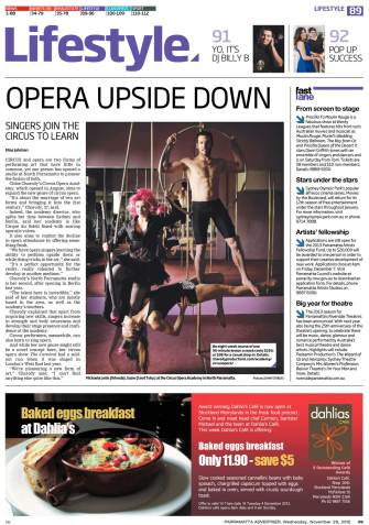 Circus Opera Academy