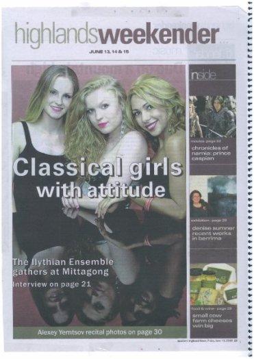 Highland News (2008)