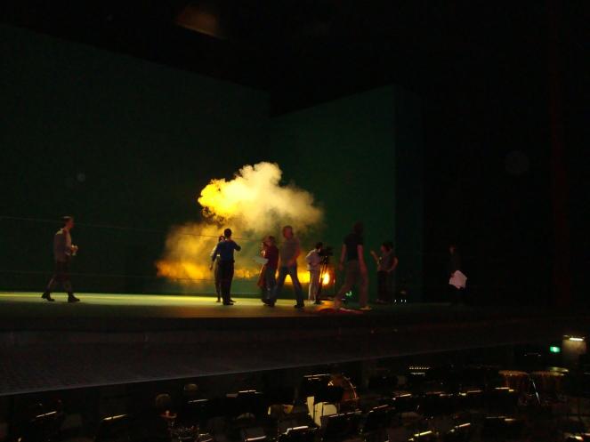 'Magdalene' - behind the scenes