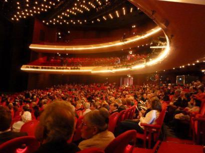 Magdalene, premiere at The Muziektheatre, Amsterdam