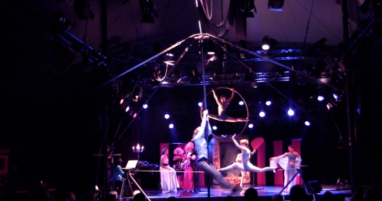 'Magic Pond from 'The Carnival a circus opera'   Hamburg 2013 (7)