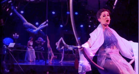 'Magic Pond' from 'The Carnival a circus opera'   Hamburg 2013