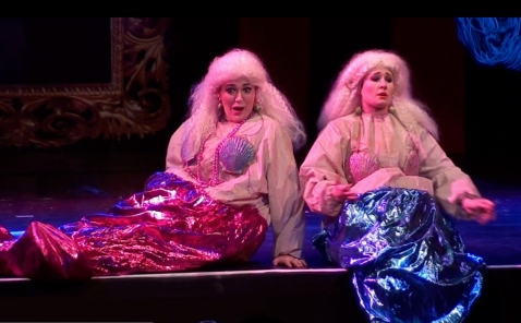 'Mermaids' from 'The Carnival a circus opera   Hamburg 2013 (1)