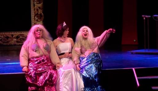 'Mermaids' from 'The Carnival a circus opera   Hamburg 2013 (10)