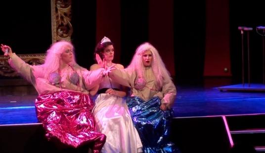 'Mermaids' from 'The Carnival a circus opera | Hamburg 2013 (2)