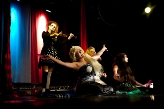 'Mermaids' from 'The Carnival a circus opera | London's West End 2011 (1)