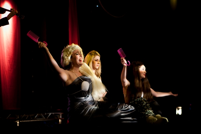 'Mermaids' from 'The Carnival a circus opera | London's West End 2011 (6)