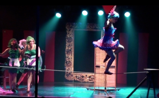 'Roasting! Cooking!' from The Carnival a circus opera | live in Hamburg 2013 (1)