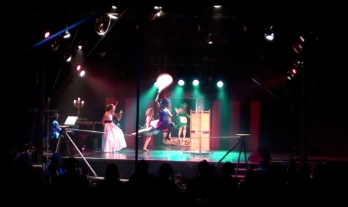 'Roasting! Cooking!' from The Carnival a circus opera | live in Hamburg 2013 (10)