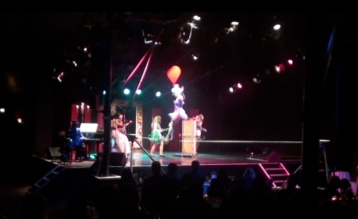 'Roasting! Cooking!' from The Carnival a circus opera   live in Hamburg 2013 (2)