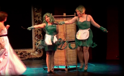 'Roasting! Cooking!' from The Carnival a circus opera | live in Hamburg 2013 (4)