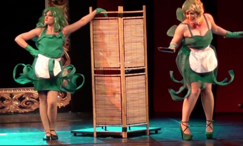 'Roasting! Cooking!' from The Carnival a circus opera | live in Hamburg 2013 (5)