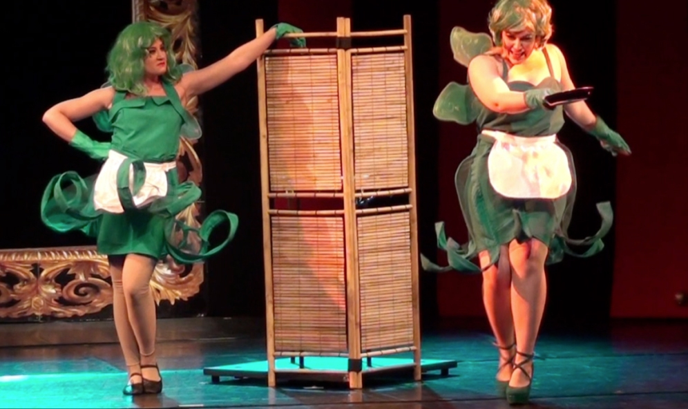 'Roasting! Cooking!' from The Carnival a circus opera | live in Hamburg 2013 (7)