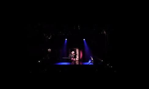 'The Phoenix' (caprice) in 'The Carnival a circus opera' | Hamburg 2013 (1)