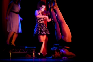 'Touch of sin' | London's West End 2011 (^)