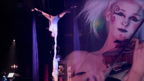 'Variations on an Epitaph' from 'The Carnival a circus opera | live in Hamburg 2013 (2)