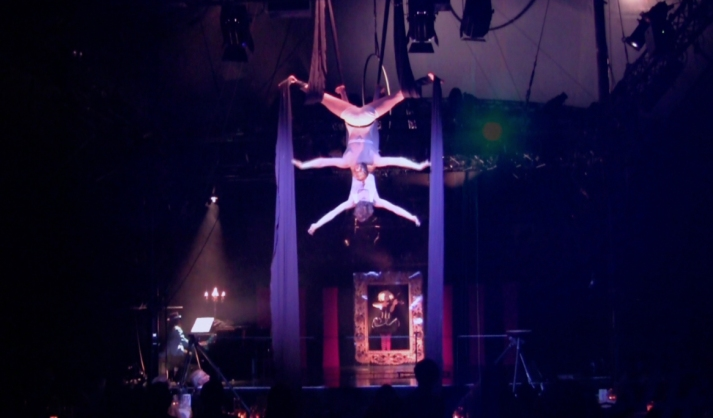 'Variations on an Epitaph' from 'The Carnival a circus opera | live in Hamburg 2013 (3)