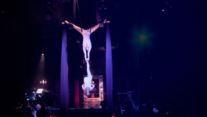 'Variations on an Epitaph' from 'The Carnival a circus opera | live in Hamburg 2013 (6)
