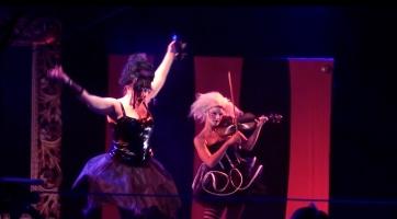 'Vodka' from 'The Carnival a circus opera'   Hamburg 2013 (12)