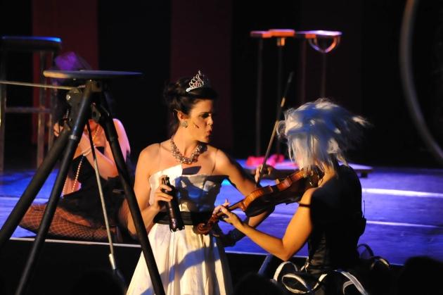 'Vodka' from 'The Carnival a circus opera'   Hamburg 2013 (14)