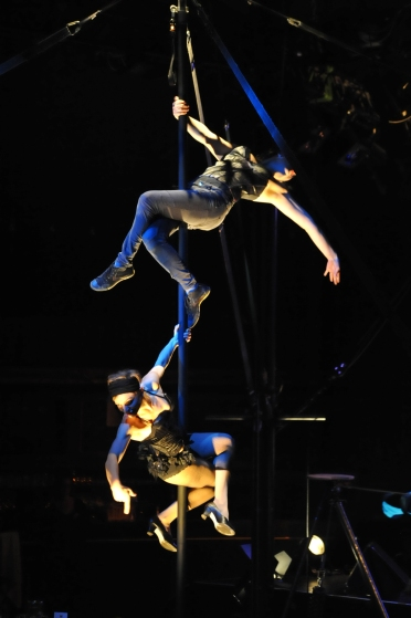 'Vodka' from 'The Carnival a circus opera'   Hamburg 2013 (15)
