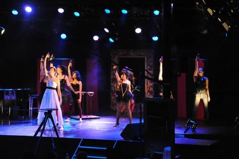 'Vodka' from 'The Carnival a circus opera'   Hamburg 2013 (16)