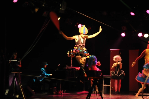 'Welcome to our Land' from 'The Carnival a circus opera | Hamburg 2013