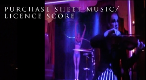 'Now I Will Dance' | purchase sheet music / licence score
