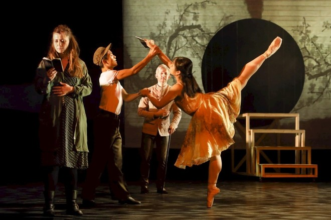 'Morning Blossoms' premiere at Theater Des Spiegel, Zwolle | Oct. 2016