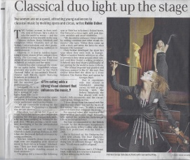 The Age - feature article, Sept 2011
